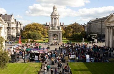 Freshers Week in Trinity: Five tips to survive your first week