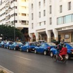 Taxis in Rabat