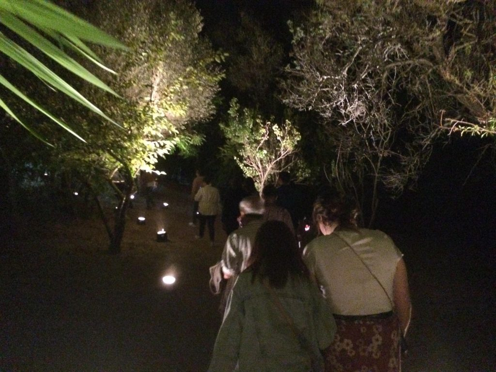 Gardens at Jazz au Chellah