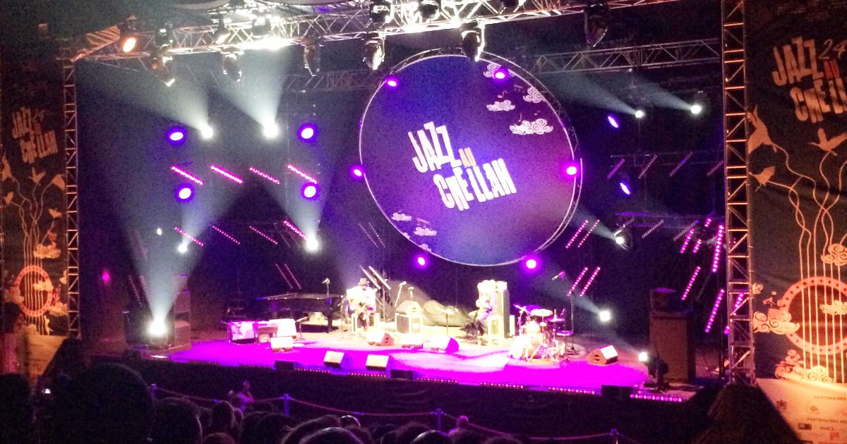 Jazz au Chellah: European Jazz- Moroccan Music