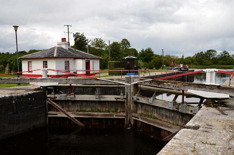 Rooskey Lockhouse, Rooskey Co. Roscommon.