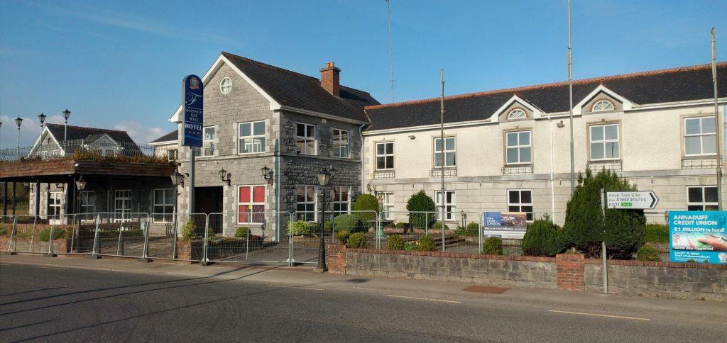 Rooskey Hotel, Rooskey, Co. Roscommon