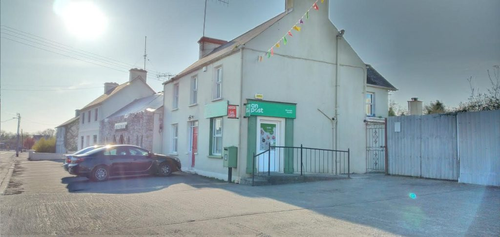 Rooskey Post Office, Rooskey Co. Roscommon